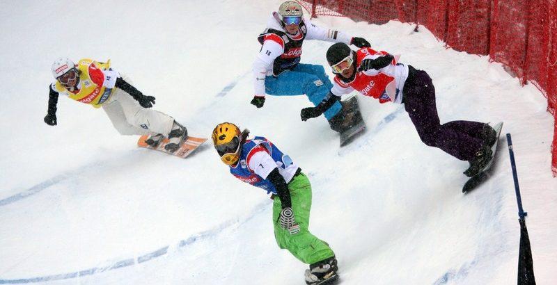 Calendario Gamba Doro 2020.Calendario Snowboard 2018 2019 Fisi Fvg
