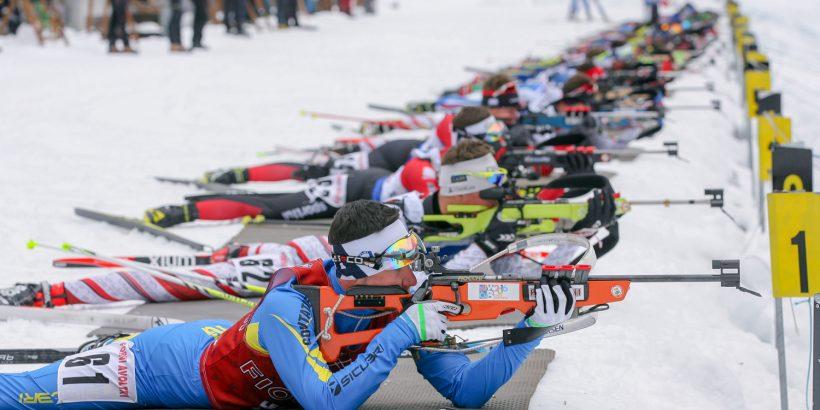 Calendario Biathlon.Calendario Biathlon 2018 2019 Fisi Fvg