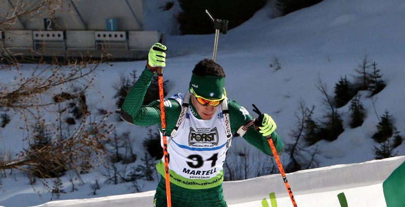 Calendario Biathlon.Daniele Cappellari Campione Italiano Under 22 Della Sprint